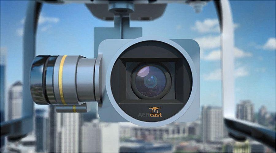 Remote Controlled Aerial Camera