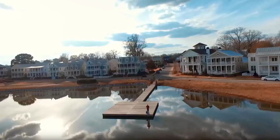 Aerial Real Estate Video Montgomery Alabama
